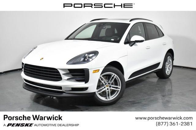 Used Porsche Macan At Porsche Warwick Serving Providence Boston Ri