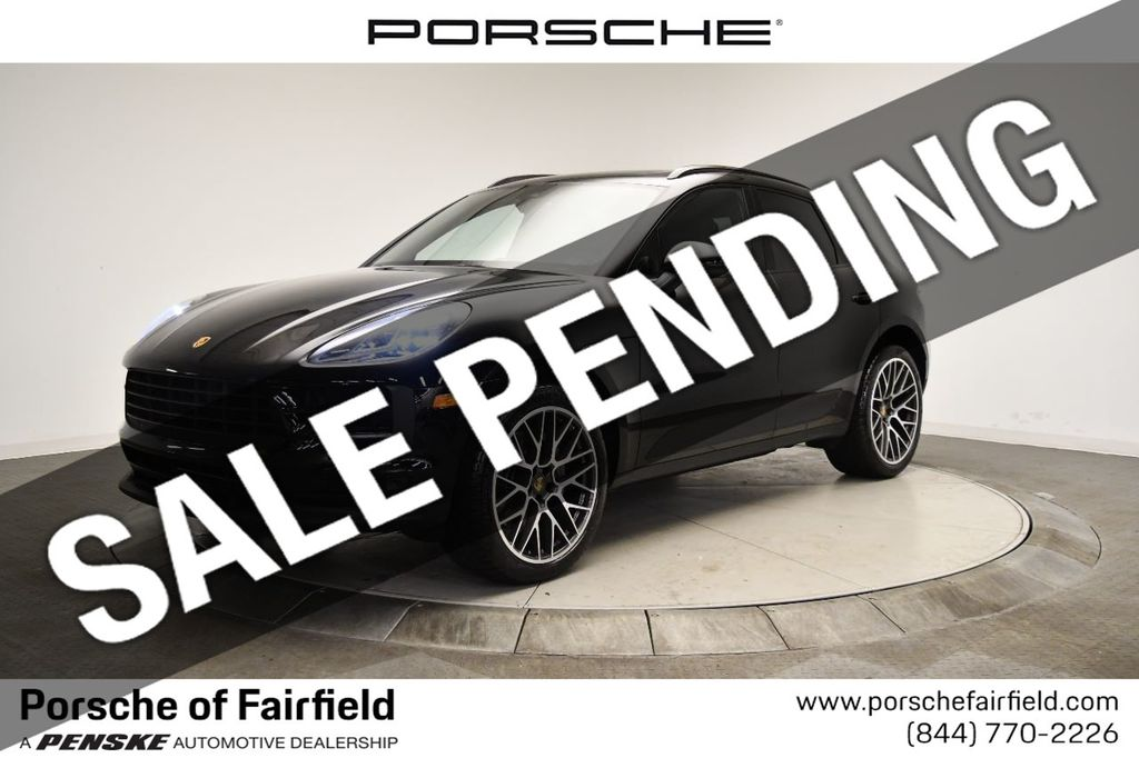 Used 2020 Porsche Macan S Awd For Sale In Fairfield Connecticut Llb38012 Penskecars Com