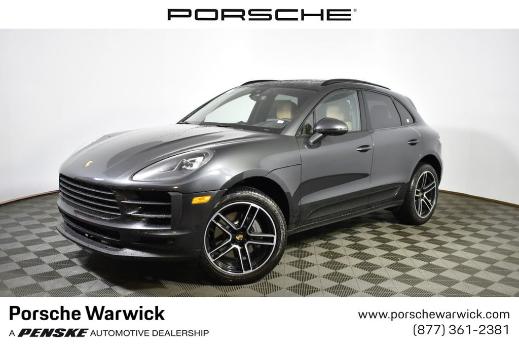 2020 Used Porsche Macan S Awd At Porsche Warwick Serving Providence Boston Ri Iid 19545882