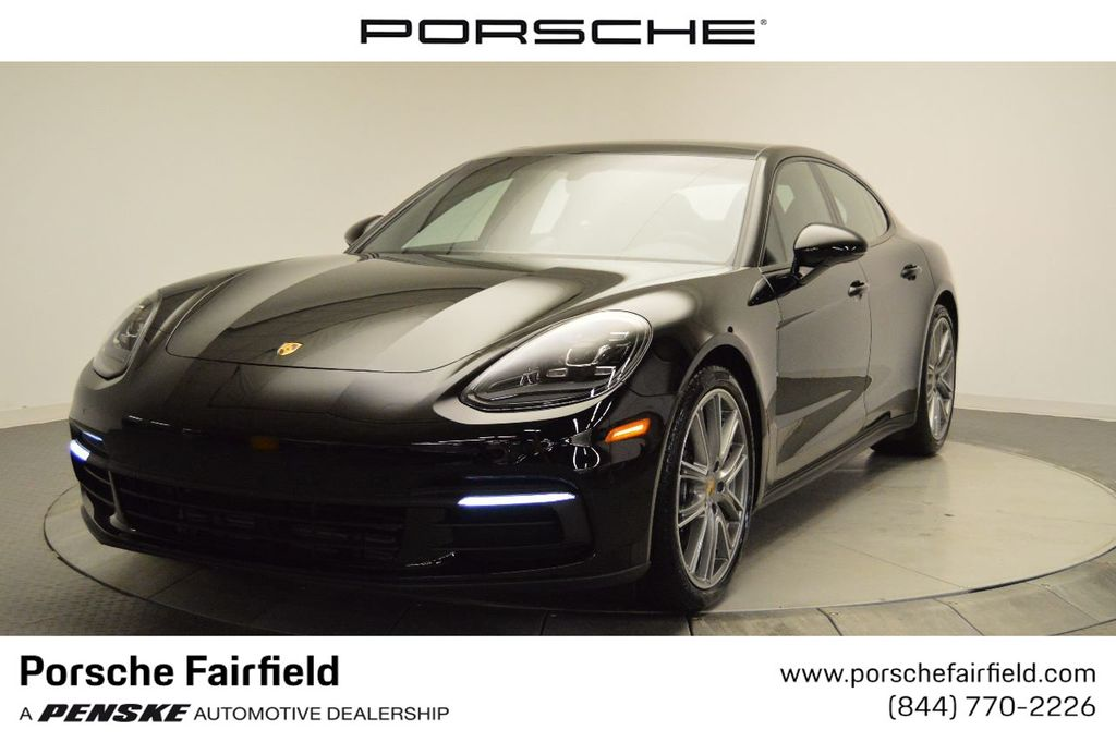 2020 Used Porsche Panamera 4 At Porsche Fairfield Serving Westport Fairfield Norwalk Wilton Surrounding Ct Iid 19520977