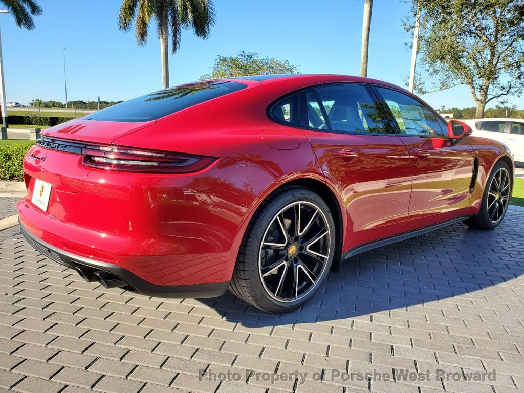 2020 Used Porsche Panamera 4s Awd At Porsche West Broward Serving South Florida Hollywood Fort Lauderdale Fl Iid 19791324