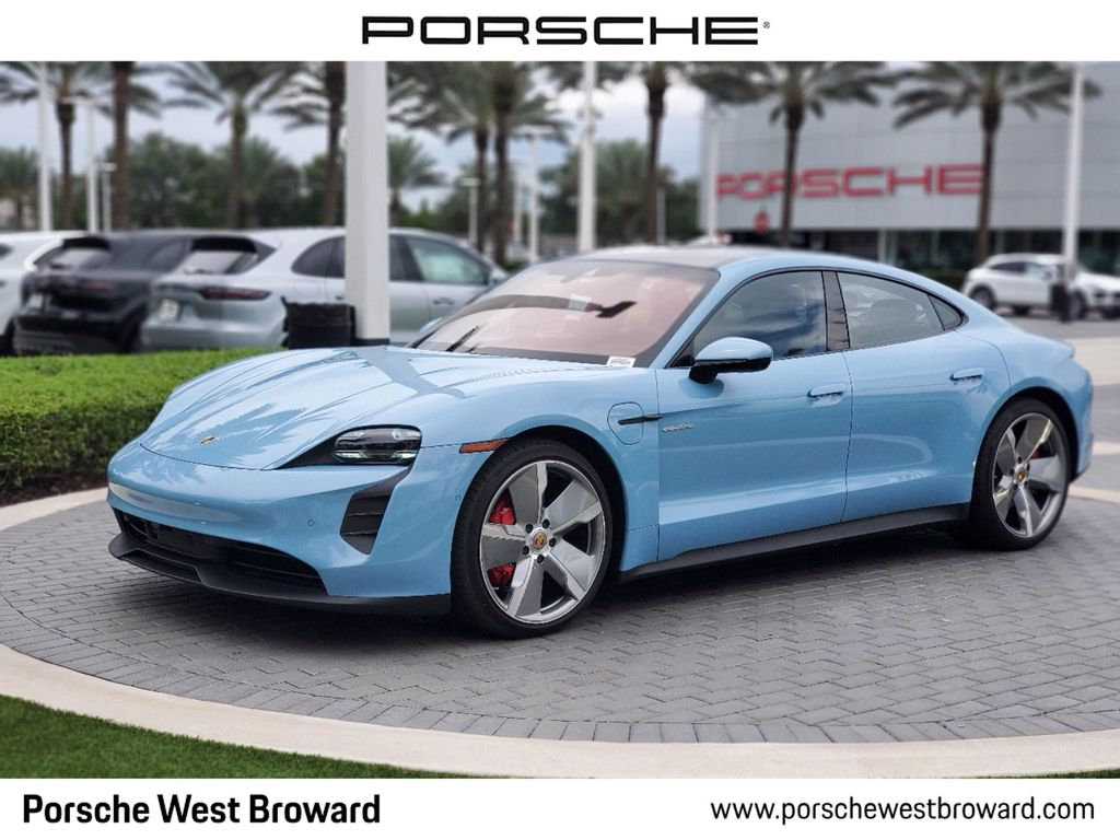 2020 Used Porsche Taycan 4s Sedan At Penskeluxury Com Wp0ab2y15lsa50427