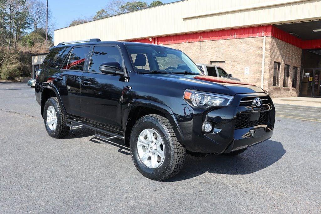 2020 Used Toyota 4runner Sr5 4wd At City Auto Sales Of Hueytown Al Iid 20580537