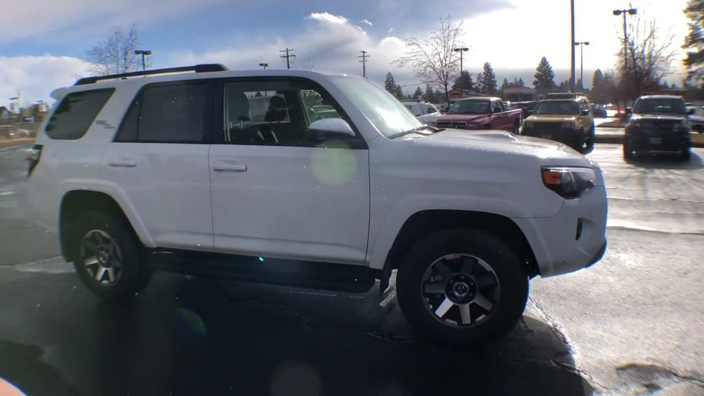 2020 Used Toyota 4runner Trd Off Road 4wd At Hertz Car Sales Of Bend Or Iid 20466423