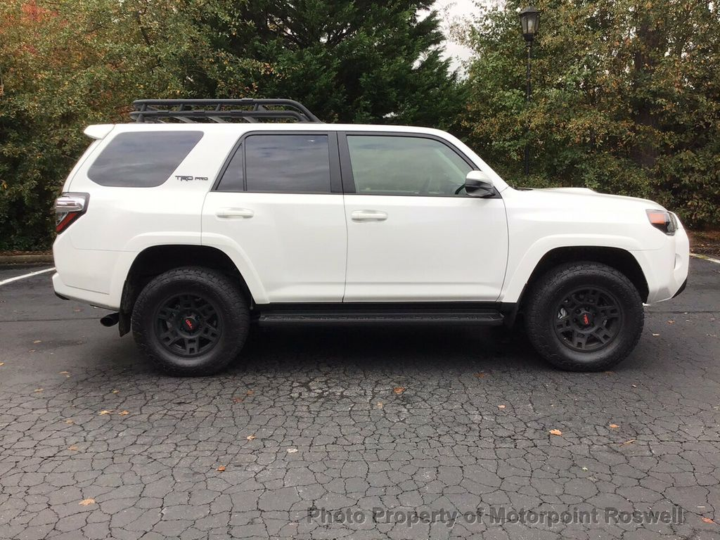 2020 Used Toyota 4runner Trd Pro 4wd At Motorpoint Roswell Ga Iid 20423115