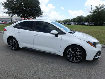 2020 Toyota Corolla SE CVT Sedan - Click to see full-size photo viewer