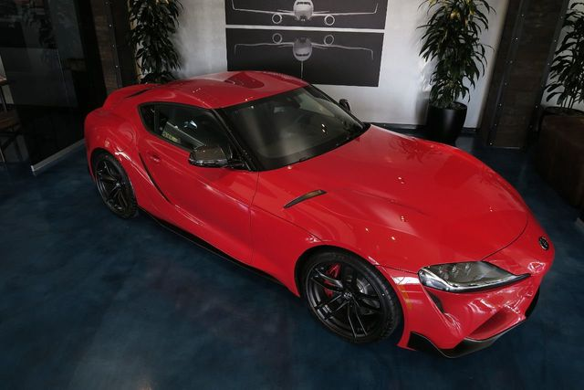 2020 Toyota GR Supra 3.0 Premium Launch Edition Automatic - Click to see full-size photo viewer