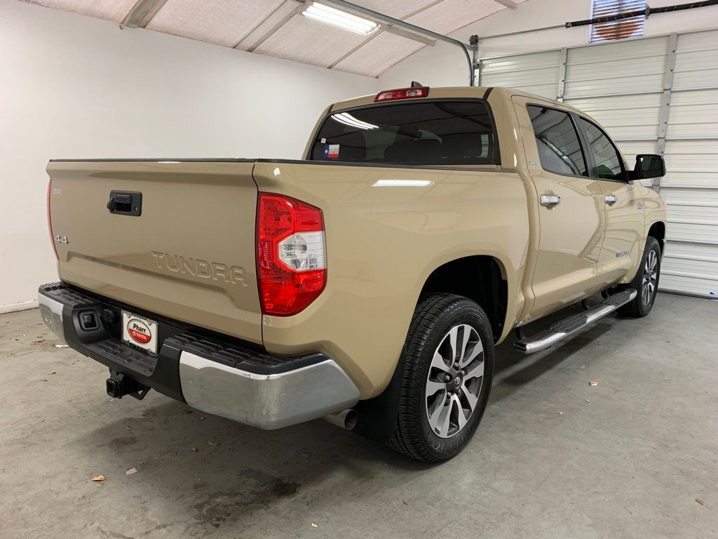 2020 Toyota Tundra 4WD Limited CrewMax 5.5' Bed 5.7L (Natl) - 20707369 - 3