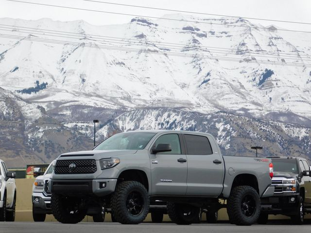 2020 Used Toyota Tundra 4wd Sr5 Trd Off Road At Watts Automotive Serving Salt Lake City Provo Ut Iid 19648404