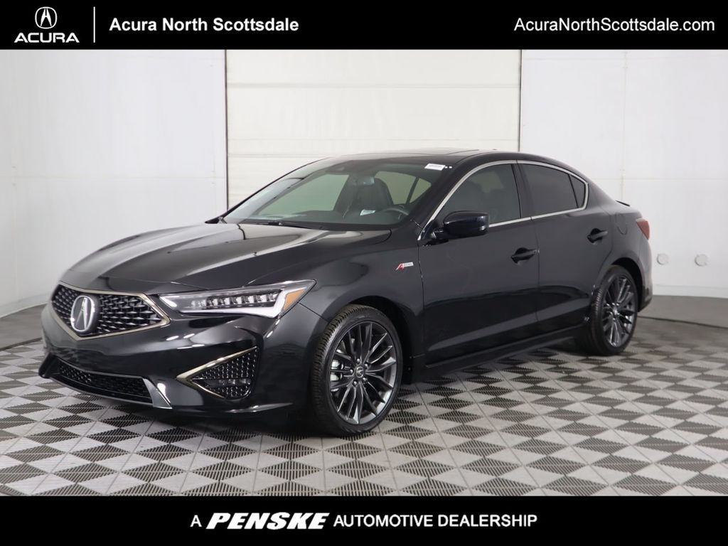 2021 Acura ILX COURTESY VEHICLE  - 20390899 - 0