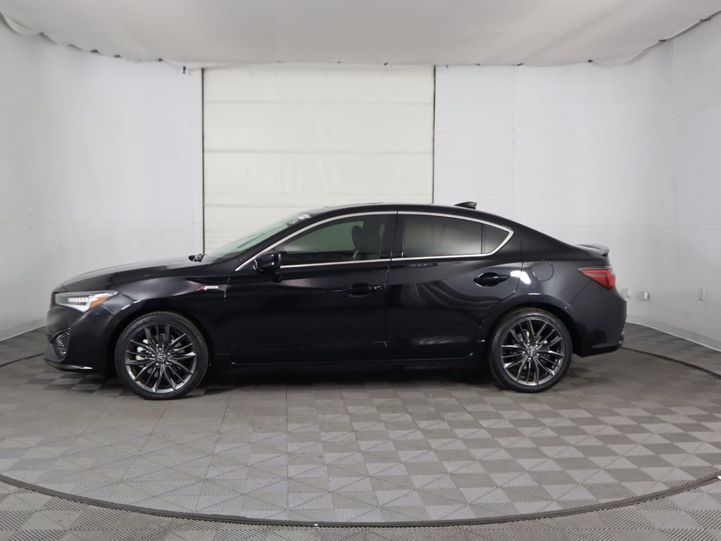 2021 Acura ILX COURTESY VEHICLE  - 20390899 - 7
