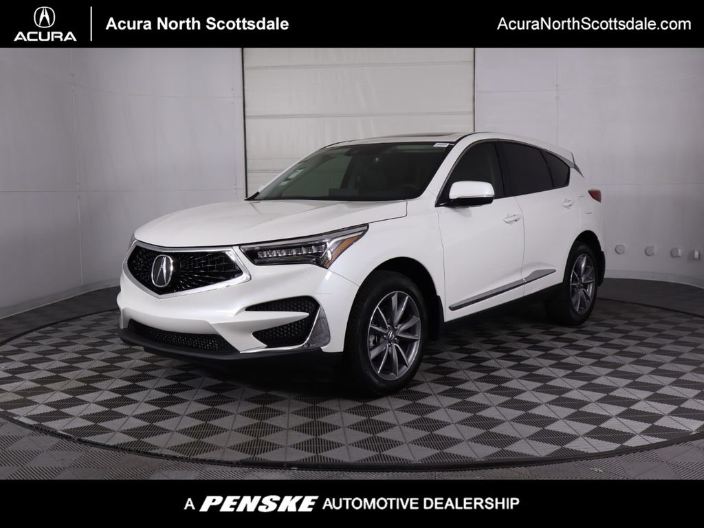 2021 Acura RDX COURTESY VEHICLE  - 20256616 - 0