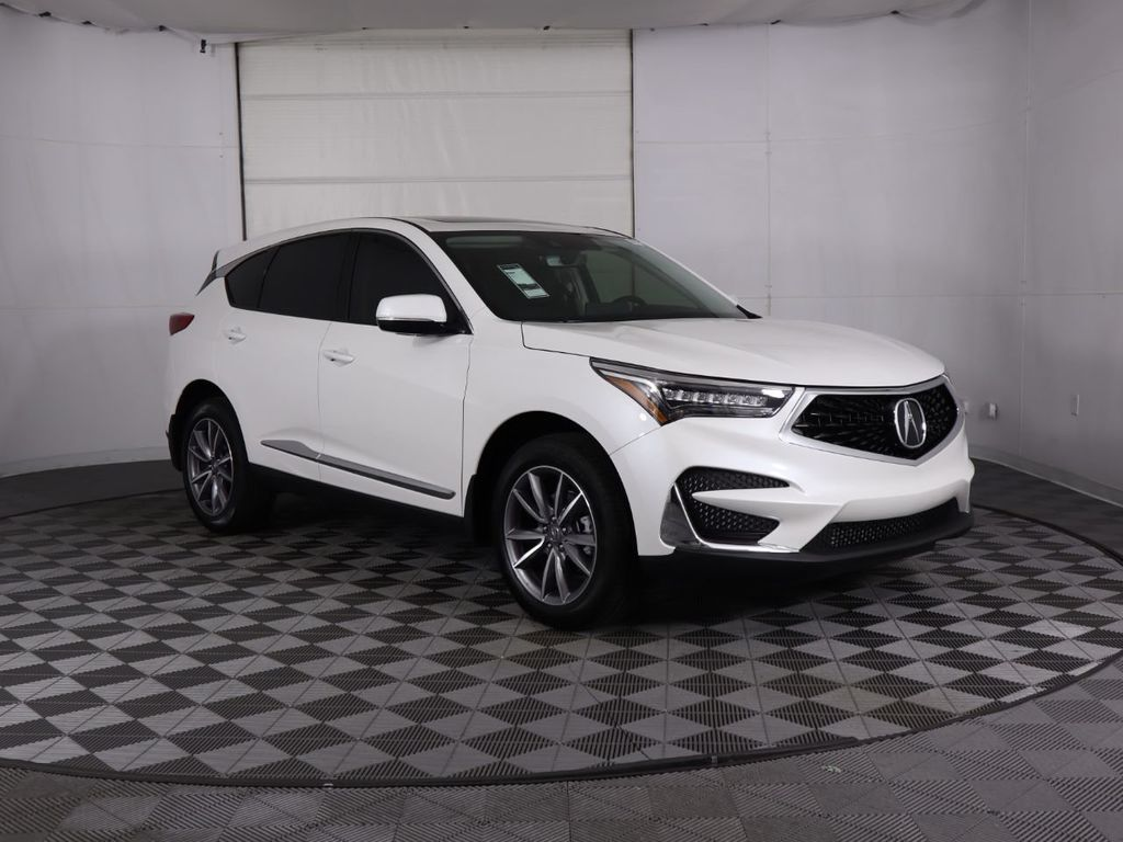 2021 Acura RDX COURTESY VEHICLE  - 20256616 - 3