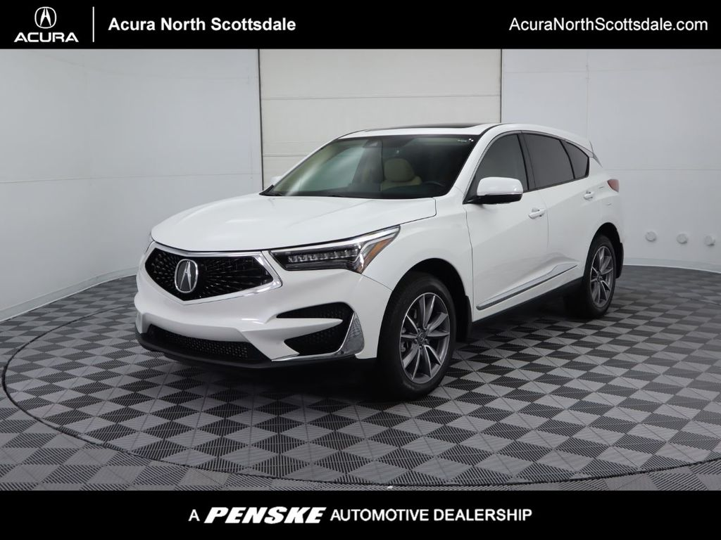 2021 Acura RDX COURTESY VEHICLE  - 20294777 - 0