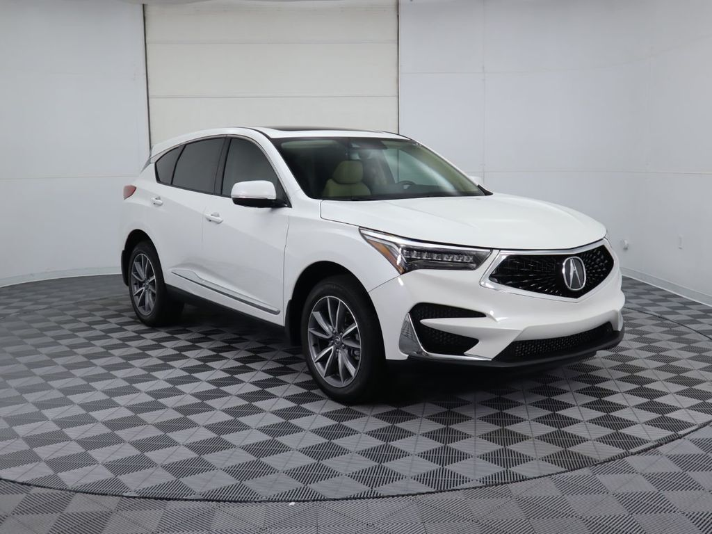 2021 Acura RDX COURTESY VEHICLE  - 20294777 - 2