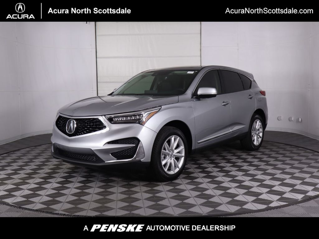 2021 Acura RDX COURTESY VEHICLE  - 20342145 - 0
