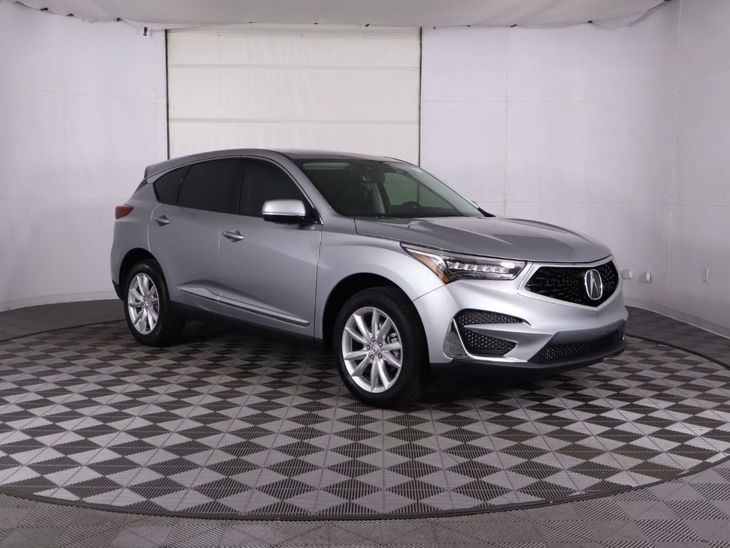 2021 Acura RDX COURTESY VEHICLE  - 20342145 - 2