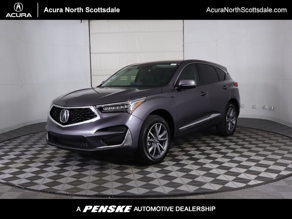 2021 Acura RDX COURTESY VEHICLE  - 20559465 - 0