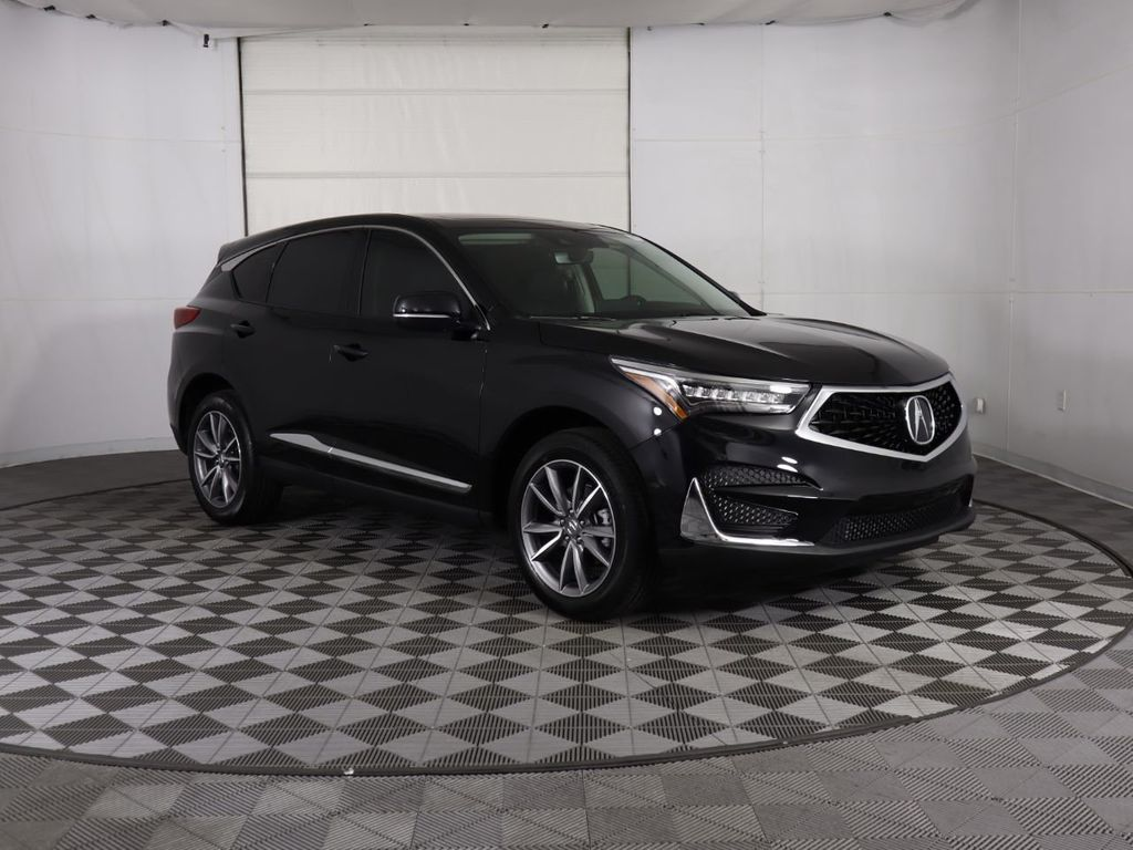 2021 Acura RDX FWD w/Technology Package - 20759428 - 2
