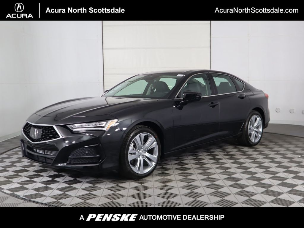 2021 Acura TLX COURTESY VEHICLE  - 20418141 - 0