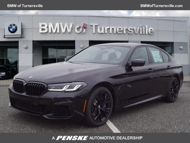 2021 Used Bmw 5 Series 540i Xdrive At Turnersville Automall Serving South Jersey Nj Iid 20668275