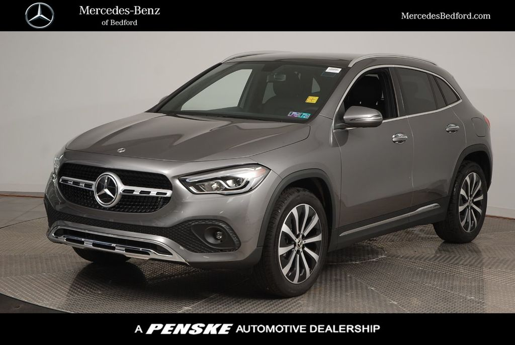 2021 Used Mercedes Benz Gla Suv Gla 250 At Penske Cleveland Serving All Of Northeast Oh Iid 20314500